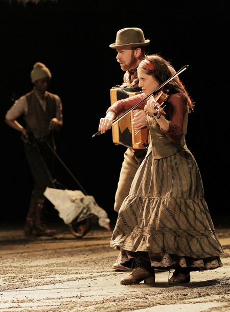 Show Photos - War Horse - Liam Robinson - Kate Pfaffl 