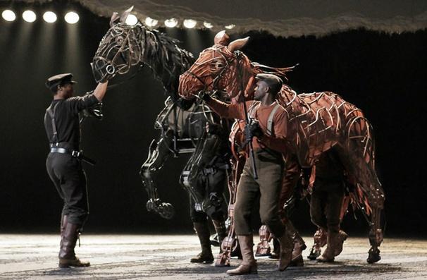 Show Photos - War Horse - Jude Sandy - Prentice Onayemi