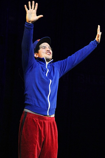 Ghetto Klown opens – John Leguizamo