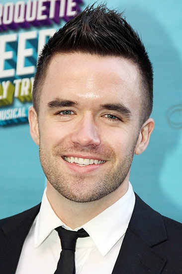 How to Succeed Opening Night  Brian Justin Crum
