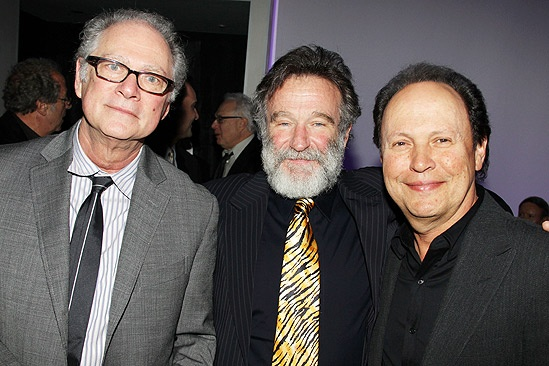 Bengal Tiger opens – Barry Levinson – Robin Williams – Billy Crystal 2