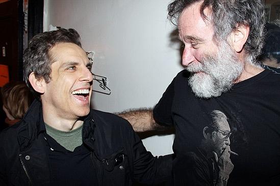 Stiller Bengal – Ben Stiller – Robin Williams
