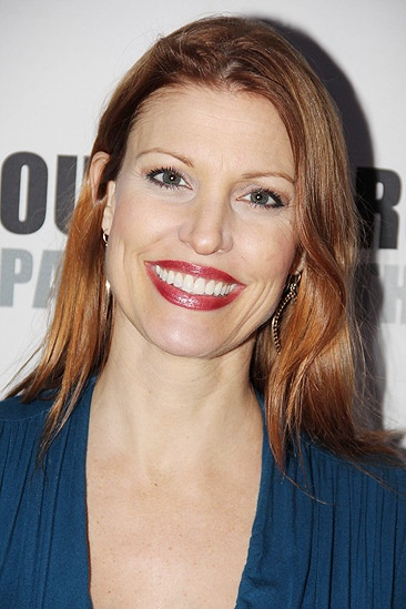 Anything Goes Opening Night – Rachel York