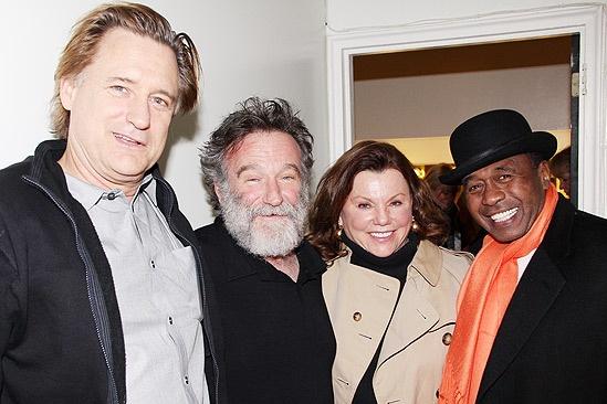 Bengal Tiger celebs – Bill Pullman – Robin Williams – Marsha Mason – Ben Vereen