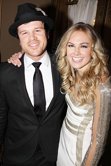 Catch Me If You Can Opening Night – Laura Bell Bundy – boyfriend Andy
