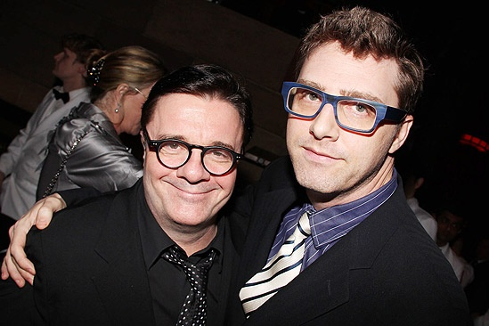 Catch Me If You Can Opening Night – Nathan Lane – Devlin Elliott