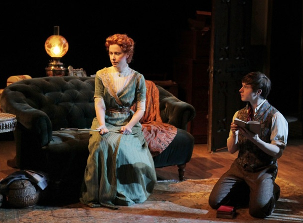 Show Photos - The Minister's Wife - Kate Fry - Bobby Steggert