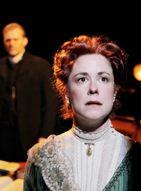 Show Photos - The Minister's Wife - Marc Kudisch - Kate Fry