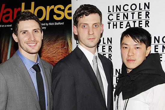 War Horse Opening Night – Ariel Heller – Joby Earle – Enrico D. Wey