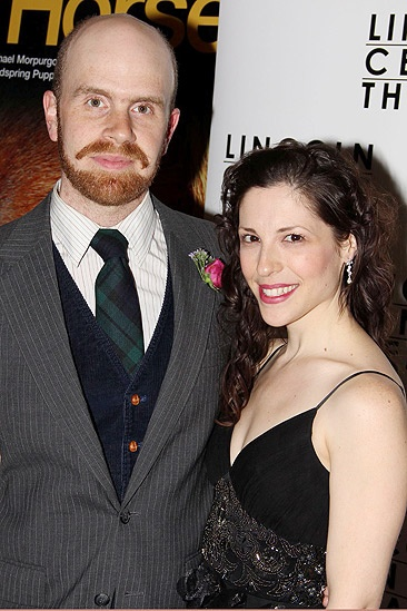 War Horse Opening Night – Liam Robinson – Kate Pfaffl