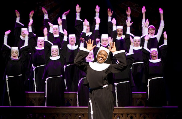 Show Photos - Sister Act - Patina Miller - cast