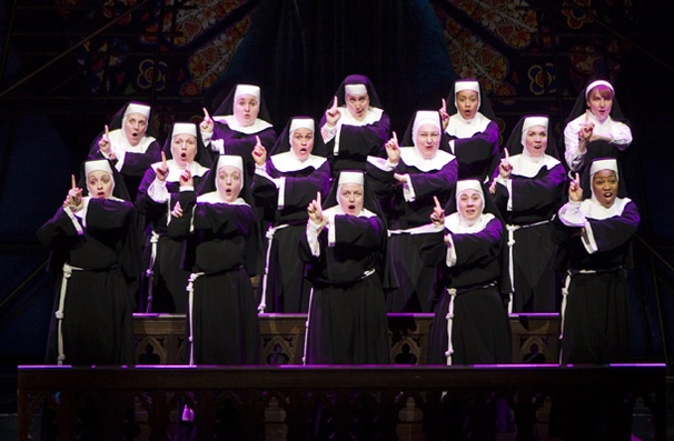 Show Photos - Sister Act - cast 2