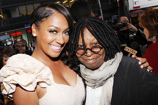 Sister Act Opening Night –  LaLa Vazquez – Whoopi Goldberg