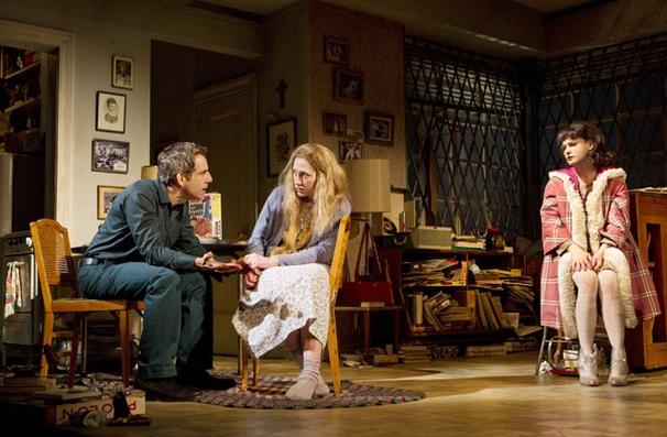 Show Photos - The House of Blue Leaves - Ben Stiller - Edie Falco - Jennifer Jason Leigh