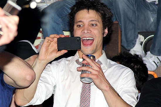 Idiot final  Justin Guarini