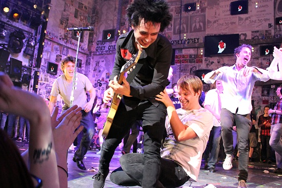 Idiot final – Billie Joe Armstrong – Theo Stockman