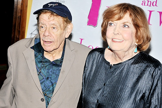 Love Loss April  - Jerry Stiller – Anne Meara