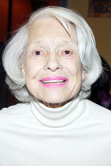 Carol Channing today