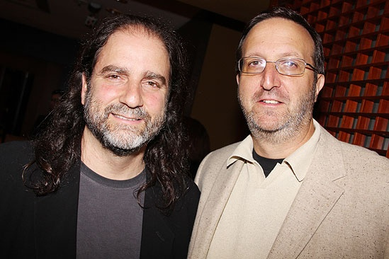 Tony Brunch 2011  Glenn Weiss  Ricky Kirshner
