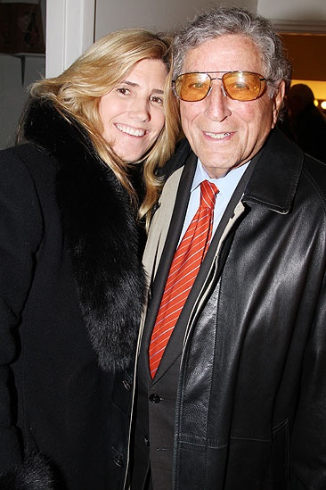 Tony Bennett Bengal  Susan Crow  Tony Bennett