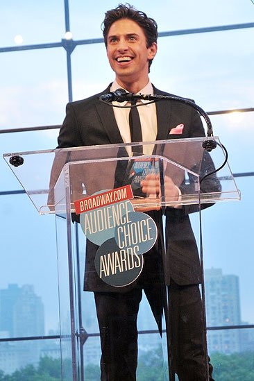 2011 Audience Choice Awards Ceremony – Nick Adams