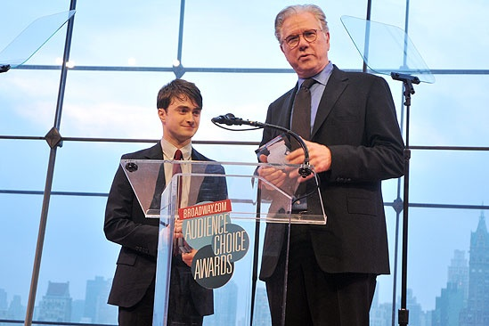 2011 Audience Choice Awards Ceremony – John Larroquette – Daniel Radcliffe