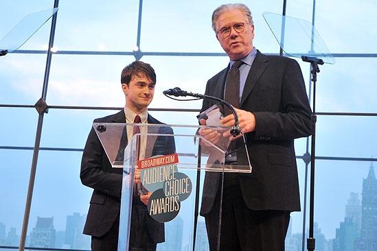 2011 Audience Choice Awards Ceremony – John Larroquette – Daniel Radcliffe