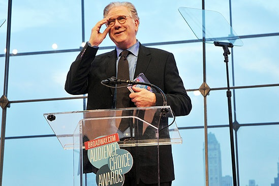 2011 Audience Choice Awards Ceremony – John Larroquette