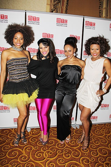 MTC 2011 Spring Gala – Erica Ash – Crystal Starr – Kyra DaCosta – Christina Sajous