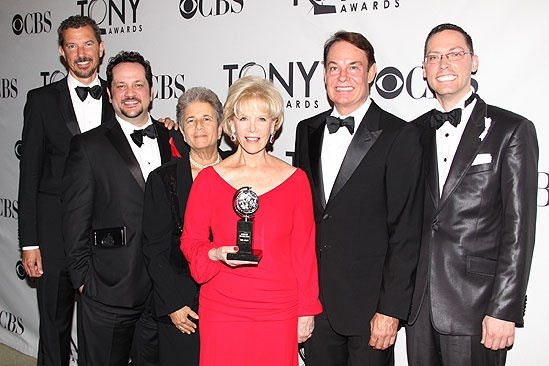 2011 Tony Awards Winners Circle  Daryl Roth