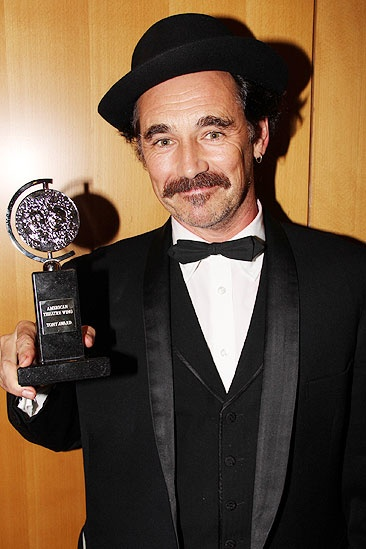 2011 Tony Awards Winners Circle  Mark Rylance