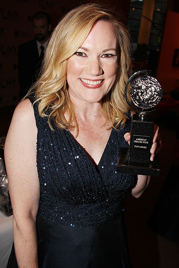 2011 Tony Awards Winners Circle – Kathleen Marshall