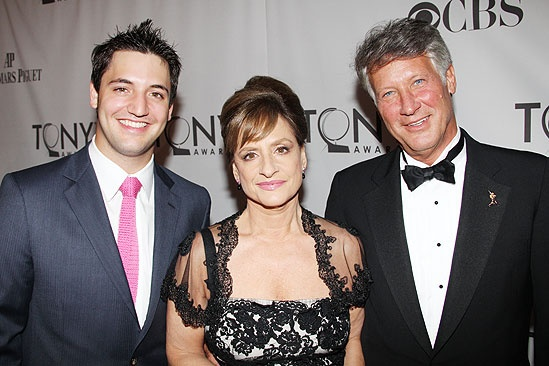 2011 Tony Awards Red Carpet –  Joshua - Patti LuPone - Matt