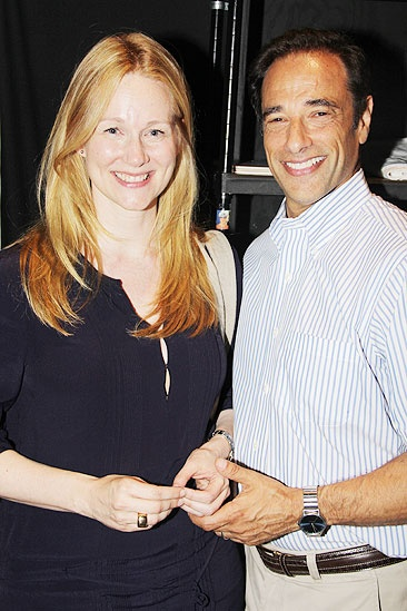 Catch Me If You Can 100th Performance – Laura Linney – Hal Luftig
