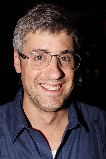 Hair Opening Night 2011 – Mo Rocca