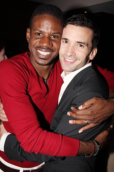 Hair Opening Night 2011 – Darius Nichols – Paris Remillard
