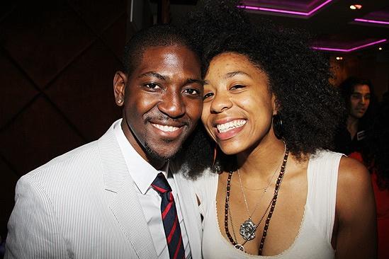 Hair Opening Night 2011 – Mike Evariste – Maya Sharpe