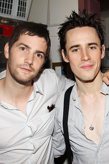 Jim Sturgess Spider-Man - Jim Sturgess Reeve Carney