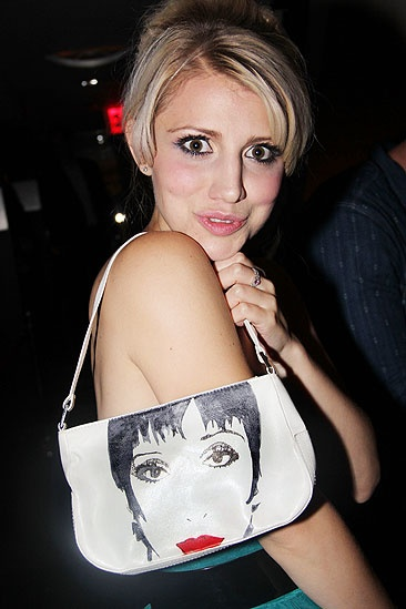 Opening night of <i>Rent</i> - Annaleigh Ashford – Liza Minelli