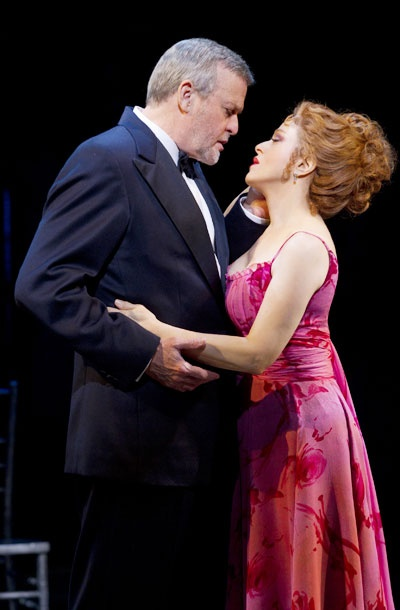 Show Photos - Follies - Ron Raines - Bernadette Peters