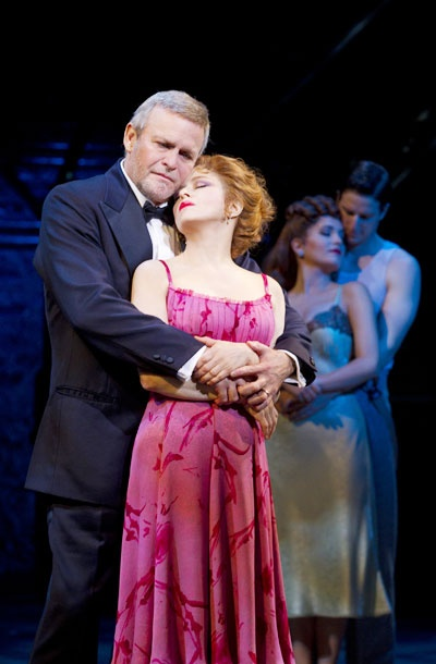 Show Photos - Follies - Bernadette Peters - Lora Lee Gayer - Nick Verina