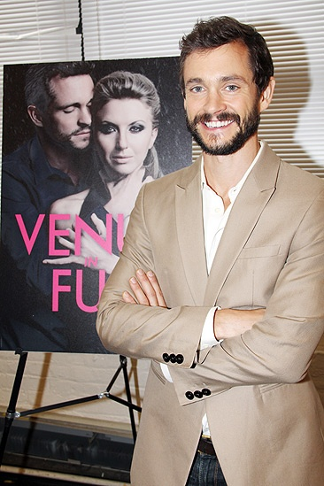 Venus in Fur meet and greet – Hugh Dancy