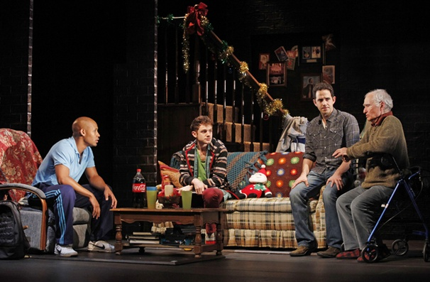 Show Photos - Sons of the Prophet - Jonathan Louis Dent - Chris Perfetti - Santino Fontana - Yusef Bulos