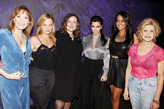 Kardashian Love Loss – Dee Hoty, Samantah Mathis, Zuzanna Szadkowski, Kim Kardashian – La La Anthony – Concetta Tomei