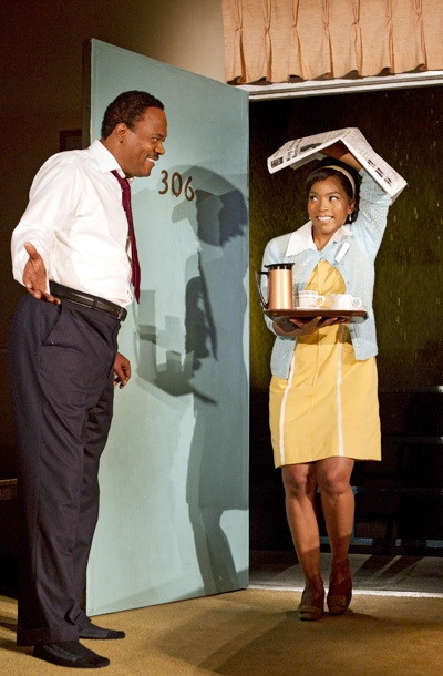 Show Photos - The Mountaintop - Samuel L. Jackson - Angela Bassett
