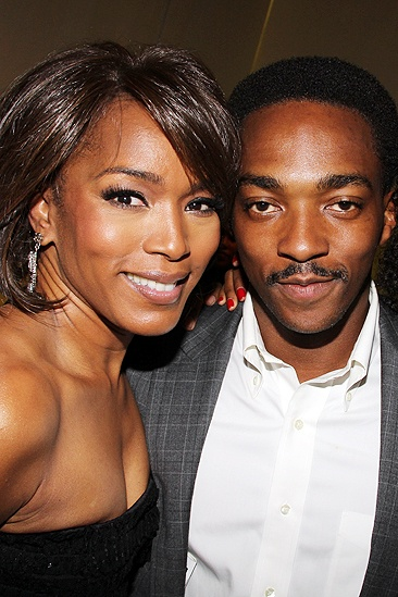 Mountaintop opens - Angela Bassett - Anthony Mackie