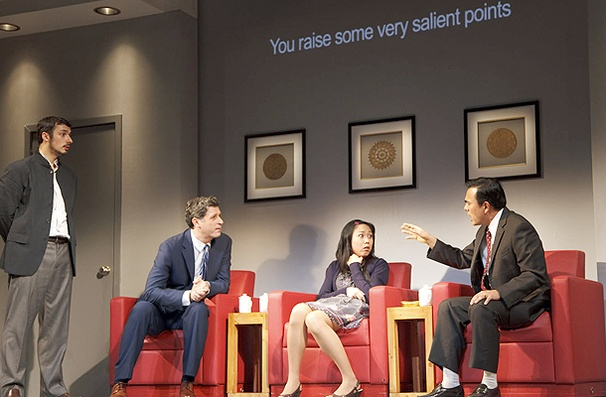 Show Photos - Chinglish - Stephen Pucci - Gary Wilmes - Angela Lin - Larry Lei Zhang