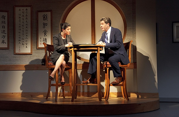 Show Photos - Chinglish - Jennifer Lim - Gary Wilmes