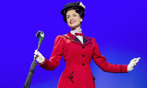 Show Photos - national tour Mary Poppins - Rachel Wallace