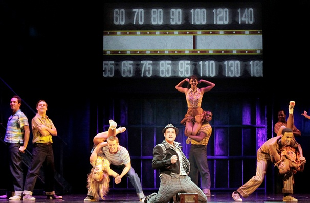 Show Photos - Memphis - national tour - Bryan Fenkart - cast